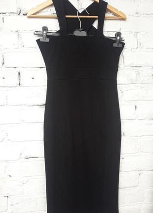 Роскошное длинное вечернее платье prettylittlething розкішне довге вечірнє плаття сукня2 фото