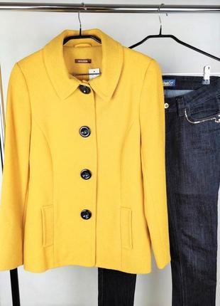 Стильное пальто полупальто жакет с карманами savoir вьетнам