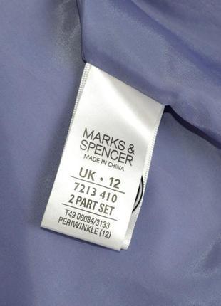 Брендовый плащ тренч с поясом и карманами marks&spencer этикетка5 фото