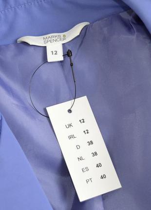 Брендовый плащ тренч с поясом и карманами marks&spencer этикетка3 фото