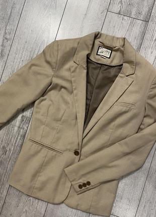 Классический пиджак pull&bear