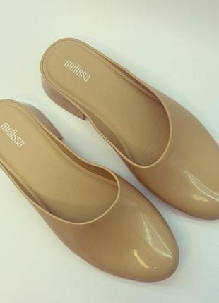 Melissa сабо босоножки туфли изумительно пахнущие босоножки