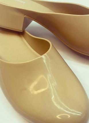 Melissa сабо босоножки туфли изумительно пахнущие босоножки2 фото