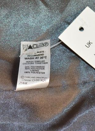 Брендовый серый плащ тренч с карманами autograph полиамид этикетка4 фото