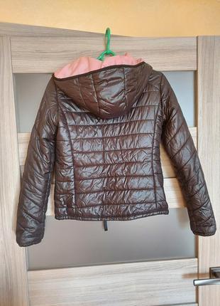 Легка куртка bershka2 фото