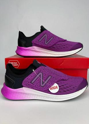Лёгкие дышащие кроссовки new balance 22,5 см