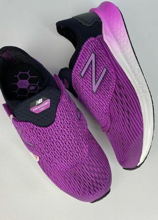 Лёгкие дышащие кроссовки new balance 22,5 см2 фото