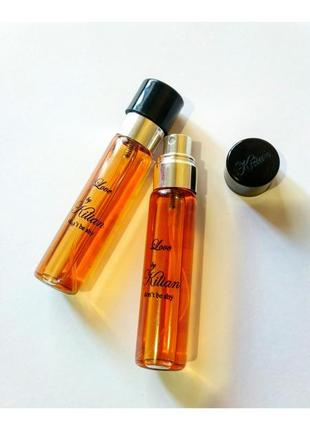 10мл-150грн. 20мл-280(в родном флаконе) делюсь парфюмом кильян love