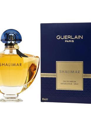 Shalimar guerlain eau de parfum парфюмированная вода оригинал остаток 30/50 мл