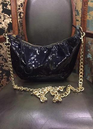 Vip! шикарная сумка, клатч кожа l.k.bennett лондон