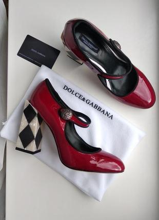 Туфли эксклюзивные dolce gabbana