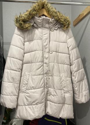 Серая куртка