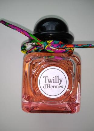 Женская парфумированная вода hermes twilly d`hermes 85 мл