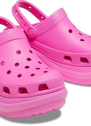Женские сабо кроксы crocs women's classic bae clog