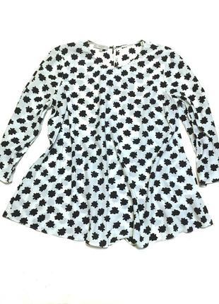 Шёлковая блуза топ hobbs 100% шёлк2 фото