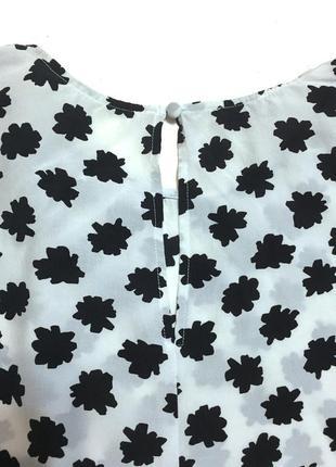 Шёлковая блуза топ hobbs 100% шёлк5 фото