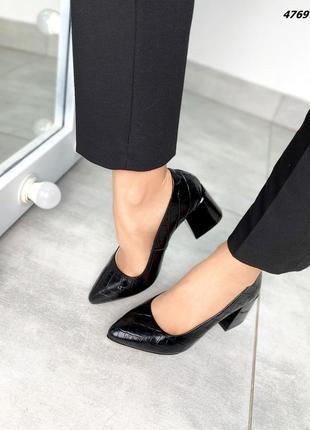 Туфли натуральная кожа9 фото