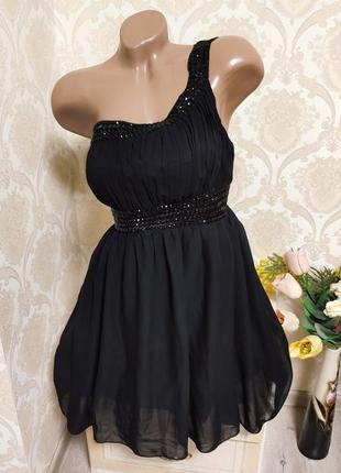 Стильное вечернее платье,пышное4 фото