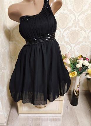 Стильное вечернее платье,пышное3 фото