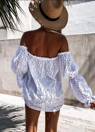 Блузка батист4 фото