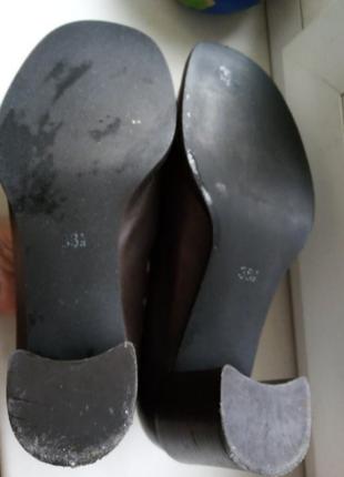 Куфли кожа 25,7см6 фото