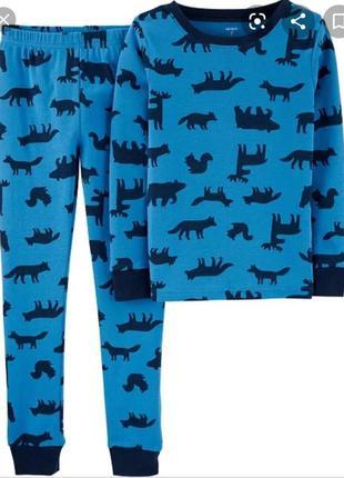 Пижама картерс 4т