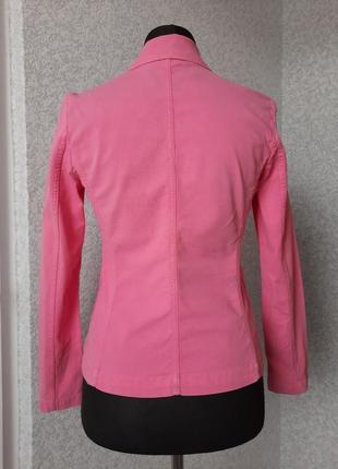 Пиджак, женский нарядный, легкий. united colors of benetton.3 фото