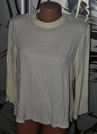 Блузка молочный2 фото