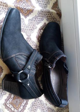 Туфли кожа 26см