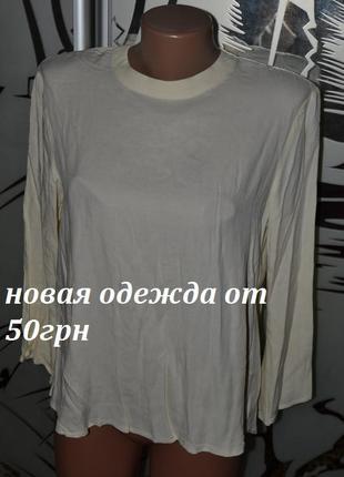 Блузка молочный1 фото
