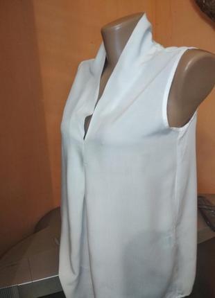 Dixie. белая блуза3 фото