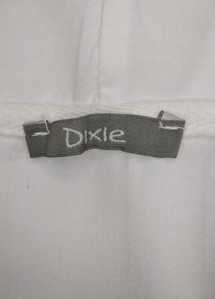 Dixie. белая блуза4 фото