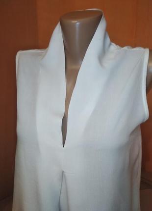 Dixie. белая блуза6 фото