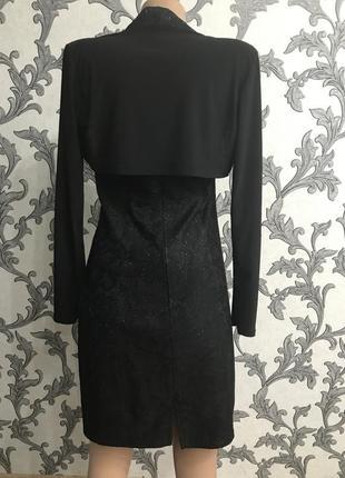 Платье с болеро2 фото