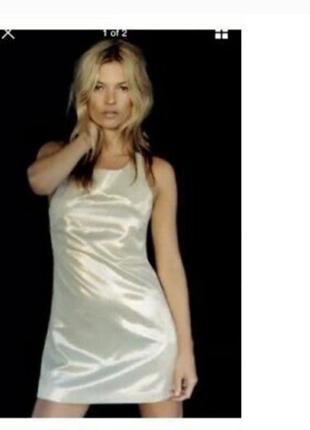 Платье  top shop kate moss