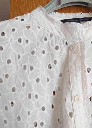 Блуза с перфорацией3 фото