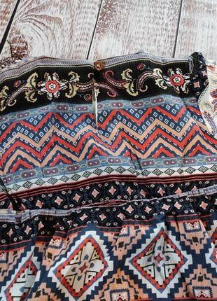 Платье из хлопка для девочки, 92, heidi klum by lupilu, германия5 фото