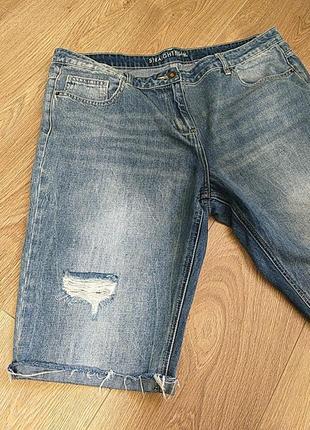 Next шорти джинсові3 фото
