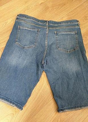 Шорти джинсові5 фото