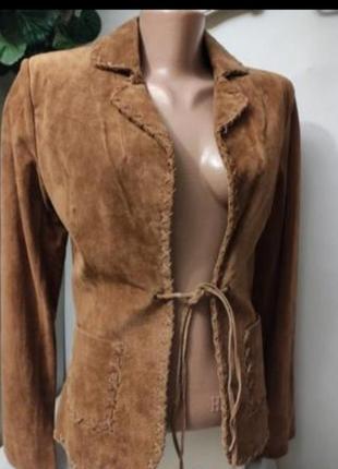 100% замша куртка кожа жакет