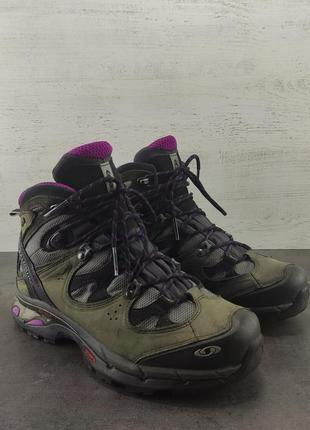 Ботинки salomon gtx. размер 41
