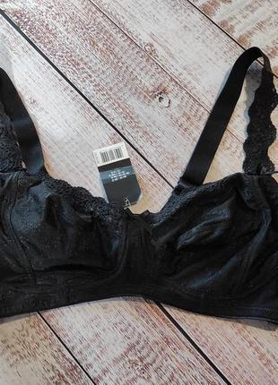 85d удобный бюстгальтер, мягкий, бюст без косточек, esmara, германия3 фото