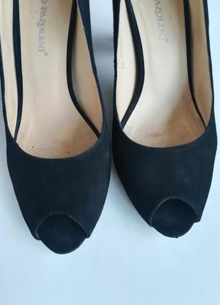 Carlo pazolini замшевые туфли 37 размер3 фото