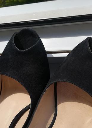 Carlo pazolini замшевые туфли 37 размер2 фото