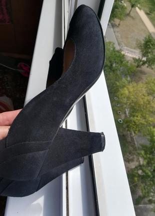 Carlo pazolini замшевые туфли 37 размер5 фото