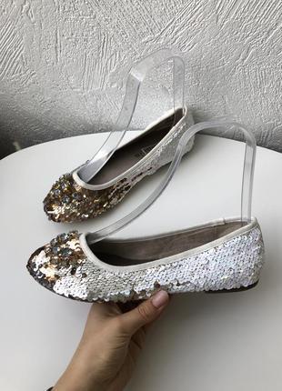 Балетки туфли tamaris