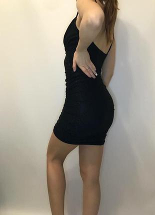 Сияющие платье prettylittlething2 фото