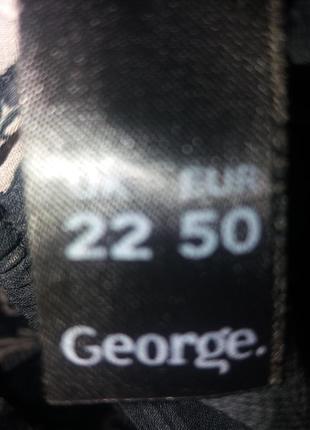 Шикарная блузка george p.226 фото