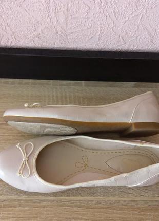 Туфли балетки clarks3 фото