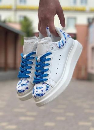 Кросівки alexander mcqueen3 фото